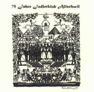 75 Jahre Jodlerklub Allschwil (1995)