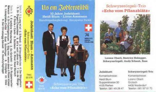 Us em Jodlerstübli (1990)