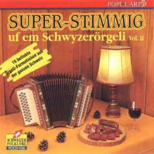 Super-Stimmig uf em Schwyzerörgeli - Vol II (1997)